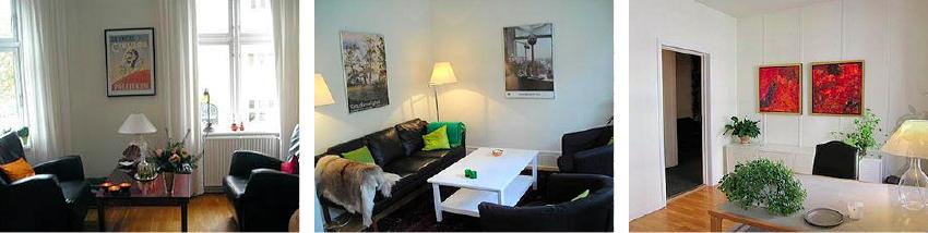 Kliniklokaler til leje på Nørrebro i København - psyloger, psykoterapeuter, alternative behandlere